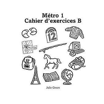Metro 1 Workbook B Euro Edition Pack of 8
