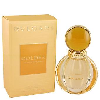 Bvlgari goldea eau de parfum spray door bvlgari 536761 50 ml