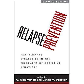 Relapse Prevention: Maintenance Strategies in the Treatment of Addictive Behaviors