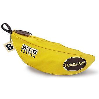 バナナグラムビッグレターゲーム