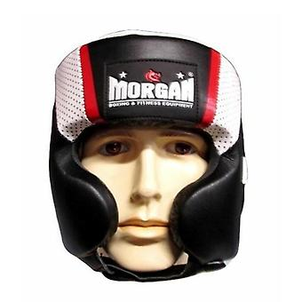 Morgan V2 Mexican Leather Head Guard Xl