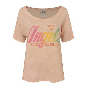 Junk Food Los Angeles City Of Angels Femmes-apos;s T-shirt