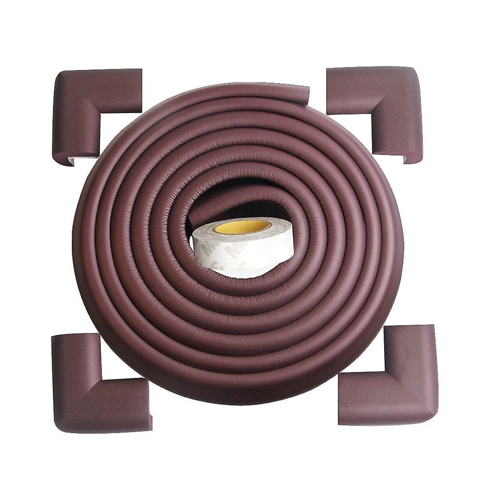 Corner Guards and Edge Bumpers - 2.2m / 7ft [ 6.5ft Edge Cushion + 4 Corner Cushion]