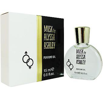 Muskus door alyssa ashley 0.5 oz 15 ml parfum olie
