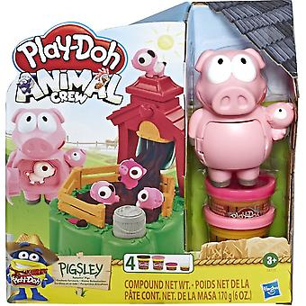 Play-Doh Animal Crew Pigsley Splashin Pigs Set