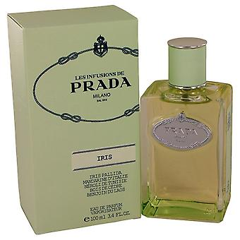 Prada Infusion D'iris door Prada Eau De Toilette Spray 3.4 oz/100 ml (vrouwen)