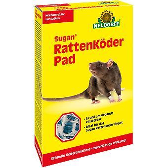 NEW DORFF Sugan® rat bait pad, 400 g