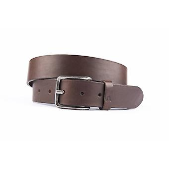 Tough Brown, Smart Vintage Ladies And Men's Belt