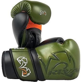 RIVAL Boxing RB80 Guantes de bolsa de impulso - Khaki Green