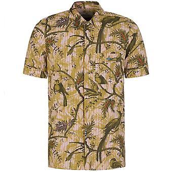 Vivienne Westwood Birds And Berries Short Sleeve Shirt