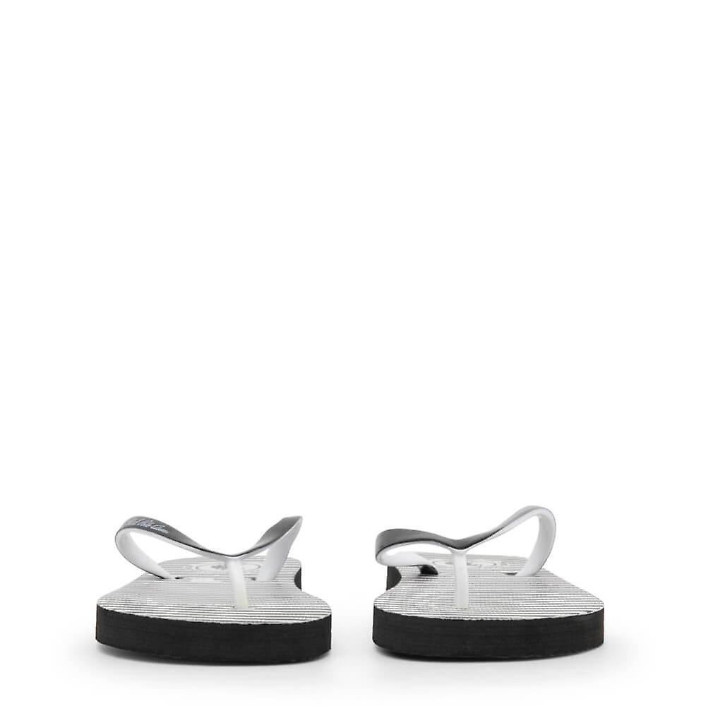 Amerikanske Polo Assn. Original Kvinner Vår / Sommer Flip Flops - Svart Farge 31568