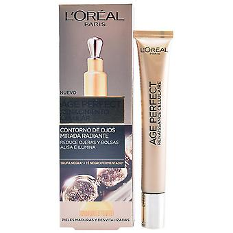 Gel pro oblast očí Věk Perfect L'Oreal Make Up (15 ml)