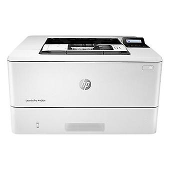 Monochrome Laser Printer HP LaserJet Pro M404n 38 ppm LAN White