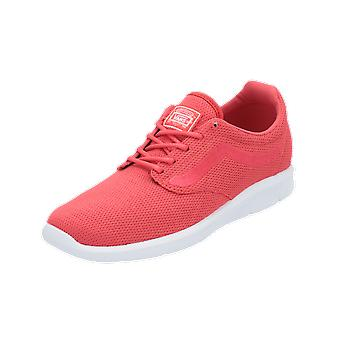 Vans Iso 1.5 + Women's Sneakers Red Gym Shoes Sport Running Shoes