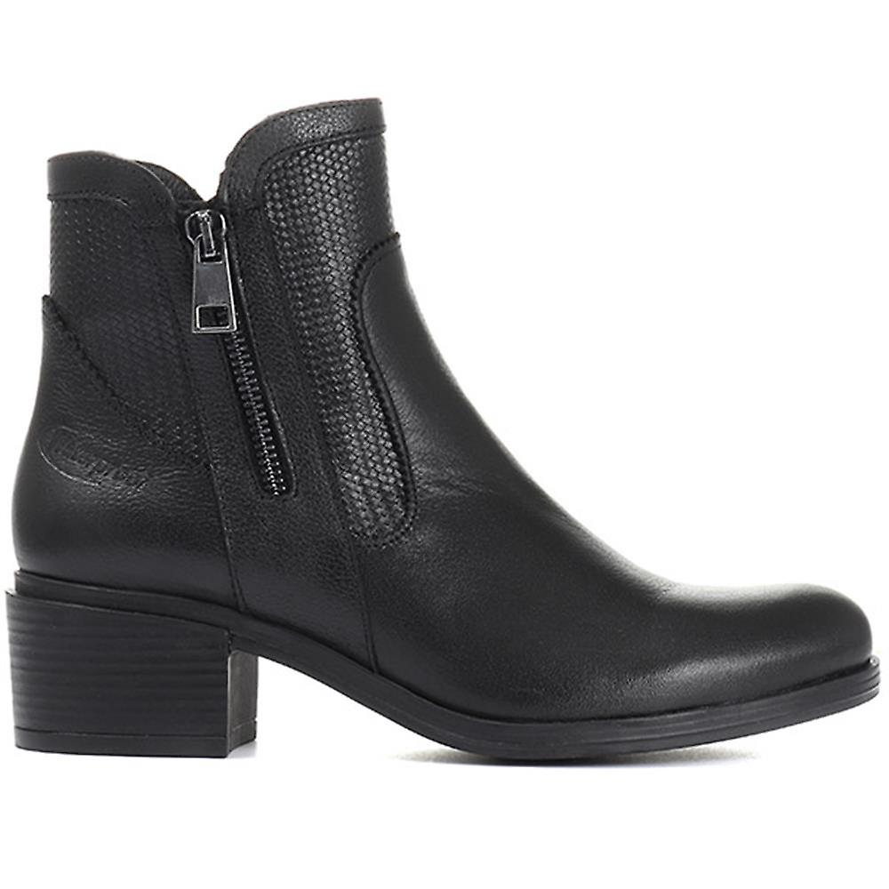 Jones Bootmaker Casual Leather Ankle Boot