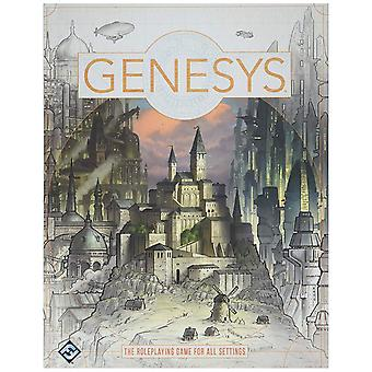 Genesys A Narrative Dice System Core Rulebook