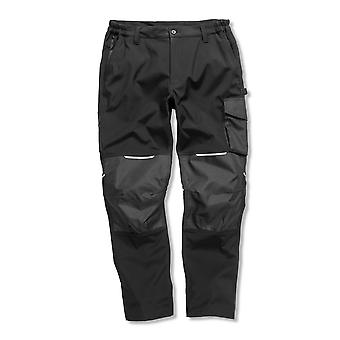 Result Mens Work-guard Slim Softshell Work Trouser