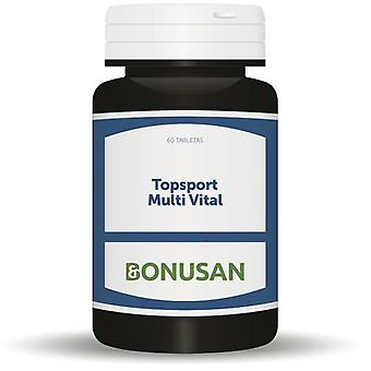 Bonusan Topsport Multi Vital 60 Tablet
