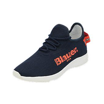 Blue SNEAKER Men's Sneakers Blue Gym Shoes Sport Running Shoes