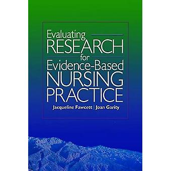 Using Nursing Reseach to Ensure Evidence-Based Practice - 97808036148