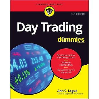 Day Trading For Dummies by Ann C. Logue - 9781119554080 Book