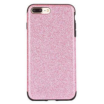 Glitter- skal för iPhone 7 plus
