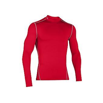 アンダーアーマー圧縮CG 1265648600ランニングオールイヤー男性Tシャツ