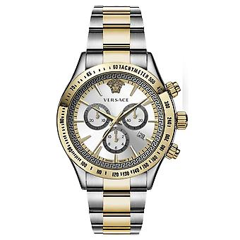 Versace VEV700519 Cronografo orologio da uomo Classic o 44 mm