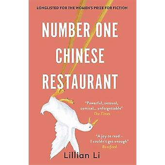 Number One Chinese Restaurant by Lillian Li - 9781911590095 Book