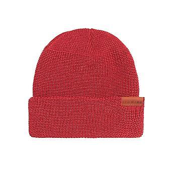 Red Wing Merino Wool Red Beanie Hat