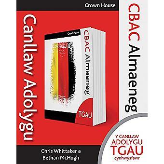 CBAC TGAU Almaeneg - Canllaw Adolygu door Chris Whittaker - 97817858348