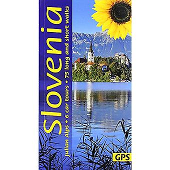 Slovenia and the Julian Alps - 6 car tours - 75 long and short walks w