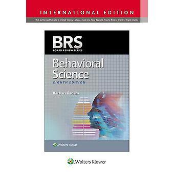 BRS Behavioral Science by Barbara Fadem - 9781975152390 Book