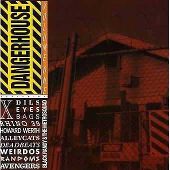 Dangerhouse - Vol. 1-Dangerhouse [CD] USA import