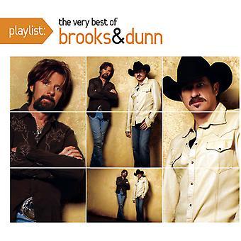 Brooks & Dunn - Playlist: Very Best of [CD] USA import