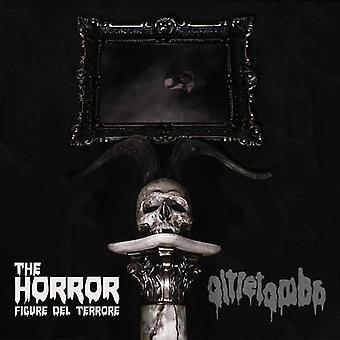 The Horror - Figure Del Terrore [CD] Usa import