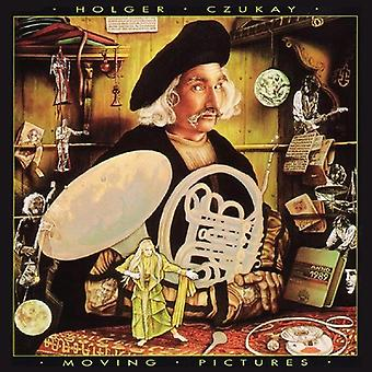 Holger Czukay - Moving Pictures [CD] USA import