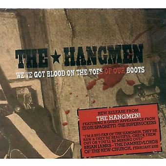 Hangmen - We'Ve Got Blood on the Toes of Our Boots [CD] USA import