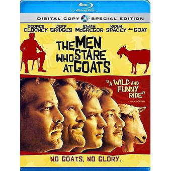 Men Who Stare at Goats [BLU-RAY] USA import