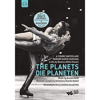 Planets - Figure Skating and Modern Dance Fantasia [DVD] USA import