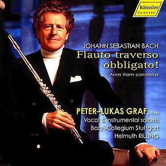 Flauto Traverso Obbligato [CD] USA import
