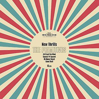 Primitives - New Thrills [Vinyl] USA import