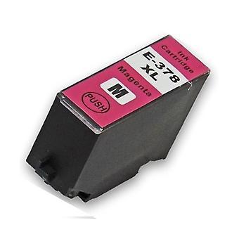 エプソン 378XLM インク カートリッジ マゼンタ RudyTwos 交換 8500 XP、XP-8505、HD XP 15000