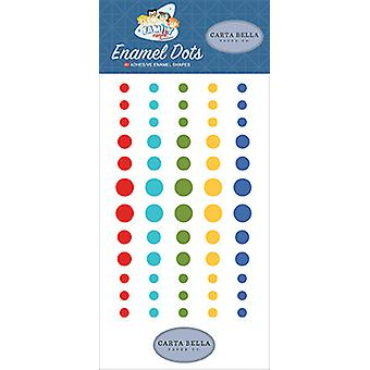 Carta Bella Family Night Enamel Dots