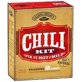 Carroll Shelby ' s oprindelige Texas brand chili kit