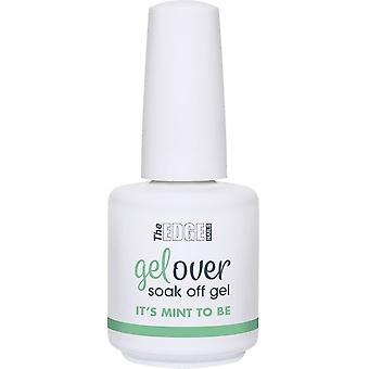 The Edge Nails Gelover 2019 Soak-Off Gel Polish Collection - It's Mint To Be 15ml (2003316)
