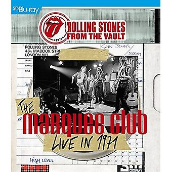 Rolling Stones - From the Vault: The Marquee Club Live in 1971 [BLU-RAY] USA import