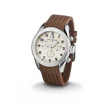 Locman - Wristwatch - Men - ISOLA D'ELBA - 0460A04-00AVBKSN