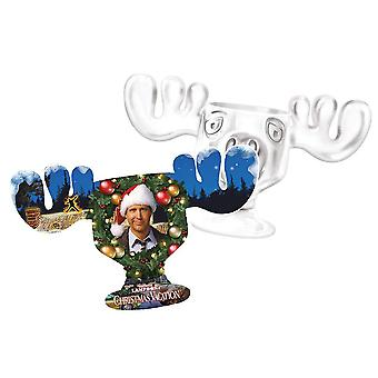 Vacanta de Craciun Moose Mug & Colaj 600pc 2-Sided Puzzle