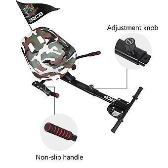 RCB Hoverkart pour Hoverboard, Go-Kart Accessoires de scooter auto-équilibrage, 6,5 8 8,5 10 pouces pour les enfants adultes